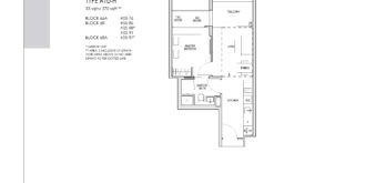 kent-ridge-hill-residences-floor-plan-1-bedroom-a1b-singapore