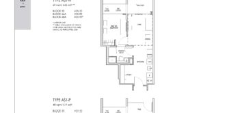 kent-ridge-hill-residences-floor-plan-1-bedroom-study-as1-singapore