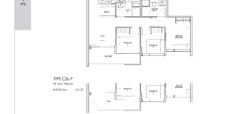 kent-ridge-hill-residences-floor-plan-3-bedroom-c3a-singapore