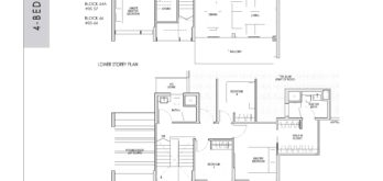 kent-ridge-hill-residences-floor-plan-4-bedroom-penthouse-dph3-singapore