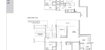 kent-ridge-hill-residences-floor-plan-5-bedroom-study-penthouse-esph1-singapore
