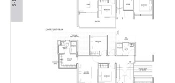 kent-ridge-hill-residences-floor-plan-5-bedroom-study-penthouse-esph2a-singapore