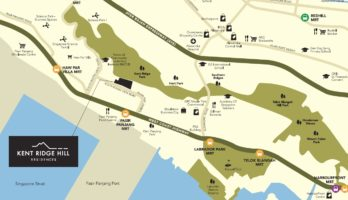 kent-ridge-hill-residences-location-map-singapore